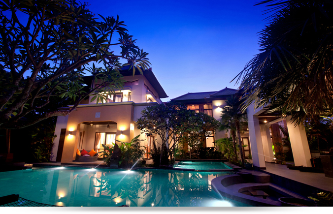luxury houses Thailand